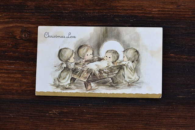 Jak zrobić kartkę bożonarodzeniową?