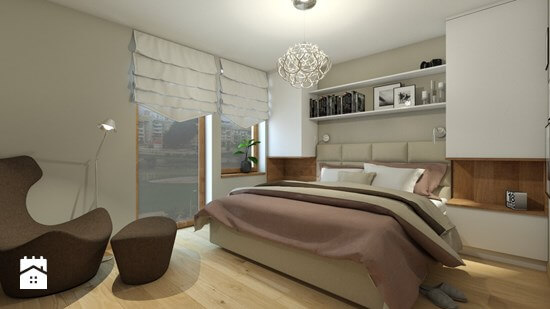 Pomysły na nowoczesną sypialnię