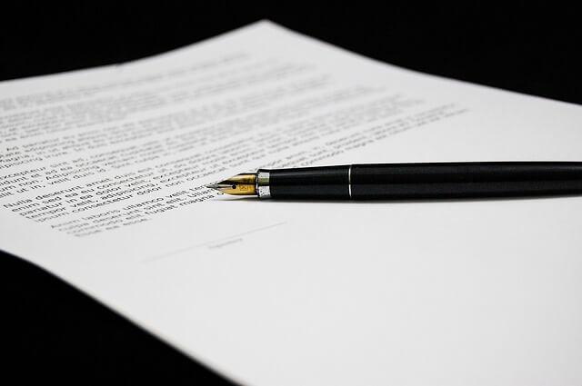 Jak napisać podanie o pracę?