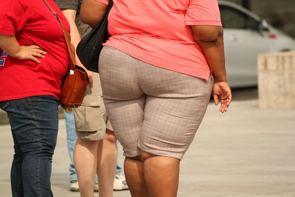 otyłe kobiety