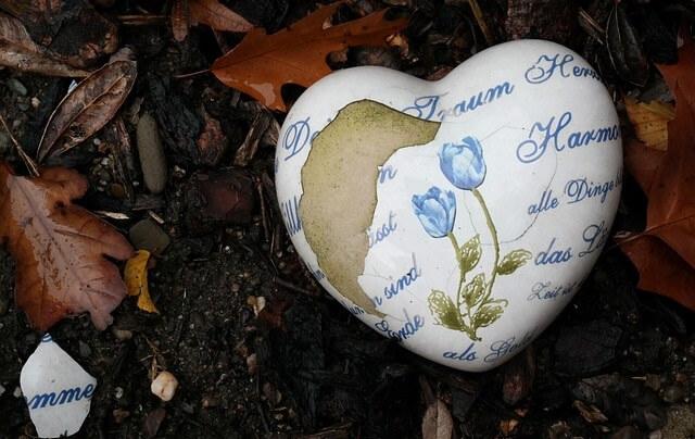 Uszkodzone serce