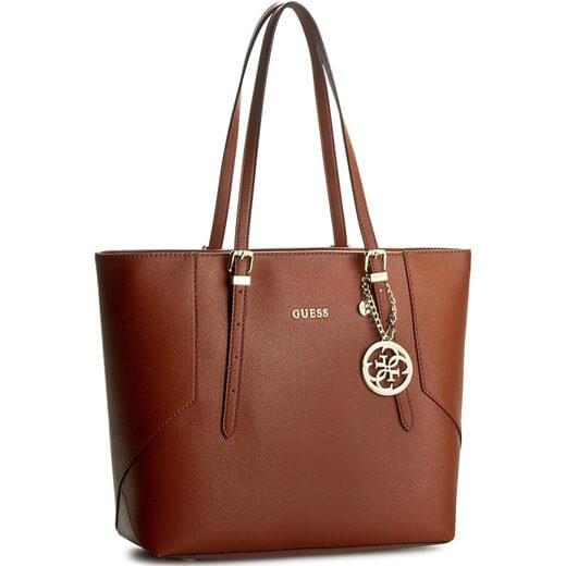 karmelowa torebka damska