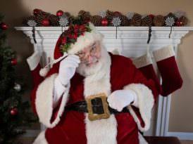 Czy warto wierzyć w Świętego Mikołaja?