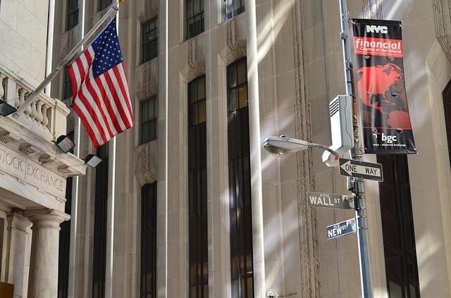 Ulica Wall Street
