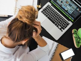 Jak radzić sobie ze stresem w pracy? 4 sprawdzone sposoby