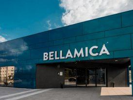 Salon z łazienkami i Piekary Śląskie… Bellamica!