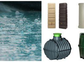 Zbiorniki na wodę deszczową – podziemne czy naziemne?