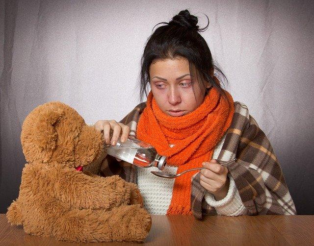przeziębienie czy grypa